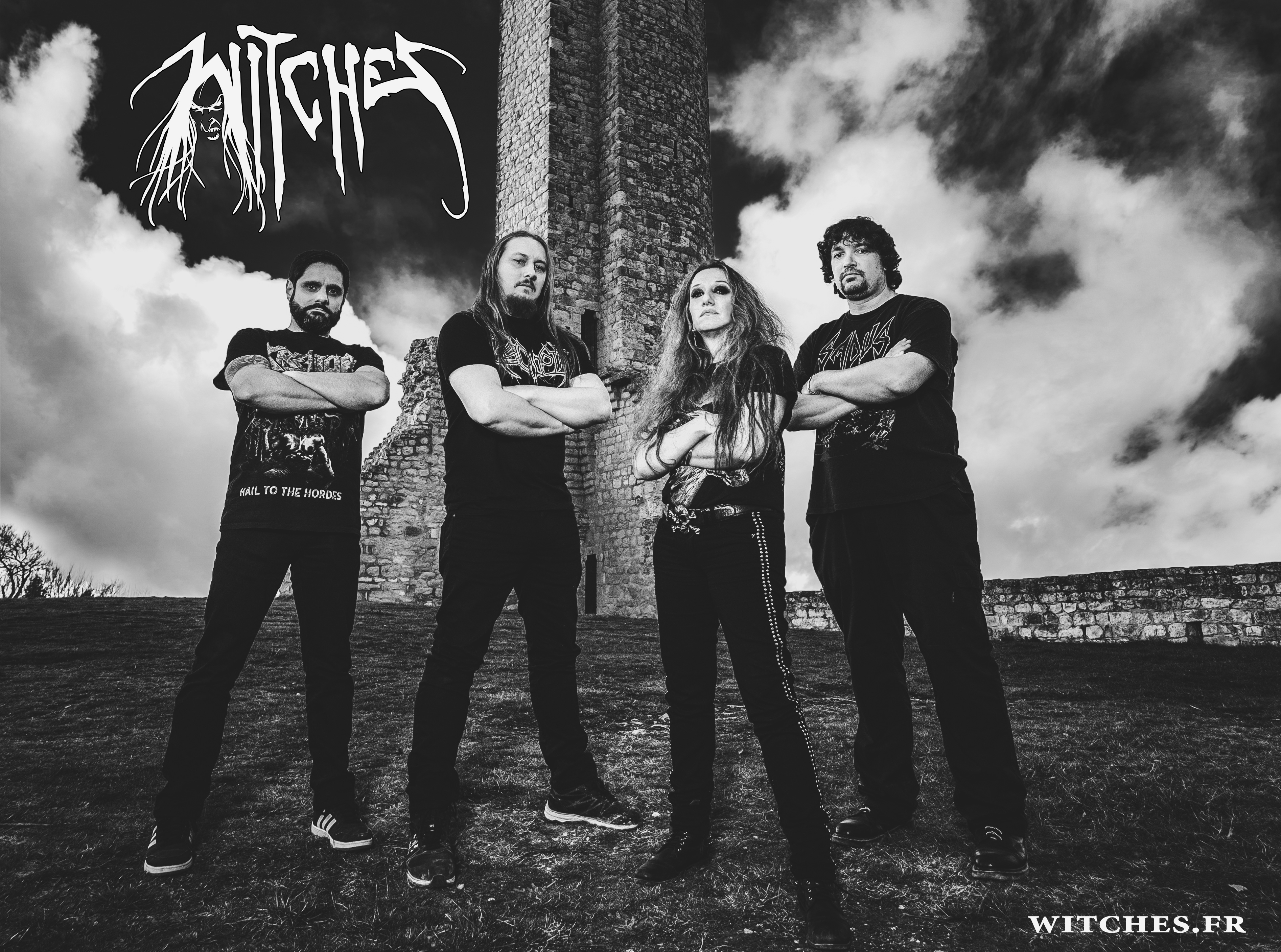 Witches : New Line up