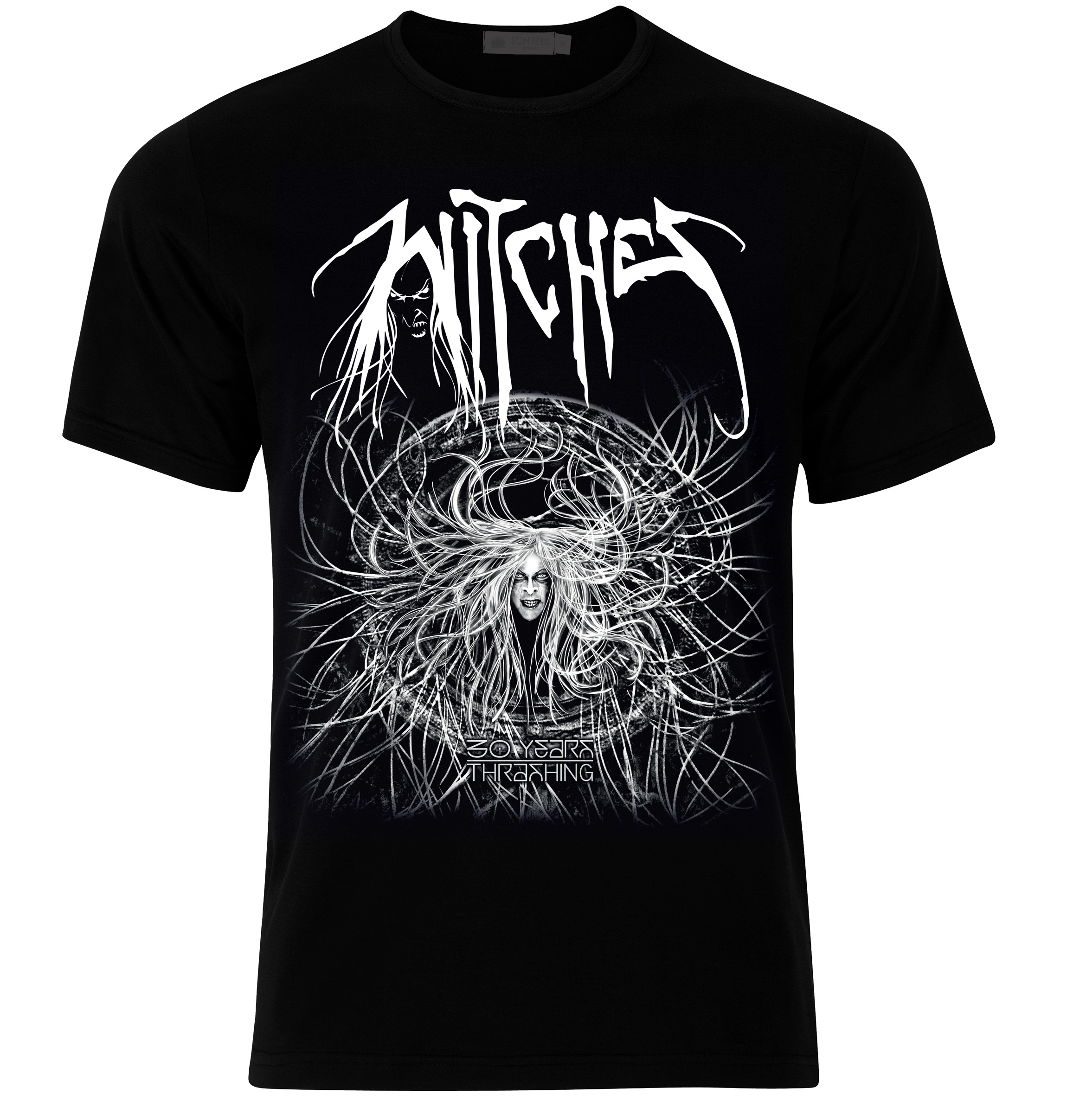 Witches T.Shirt 30 Years Thrashing