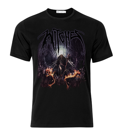 Witches T.Shirt The Hunt