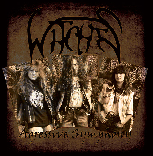 Witches Agressive Symphony LP