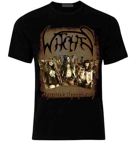 Witches Agressive Symphony T.Shirt Front